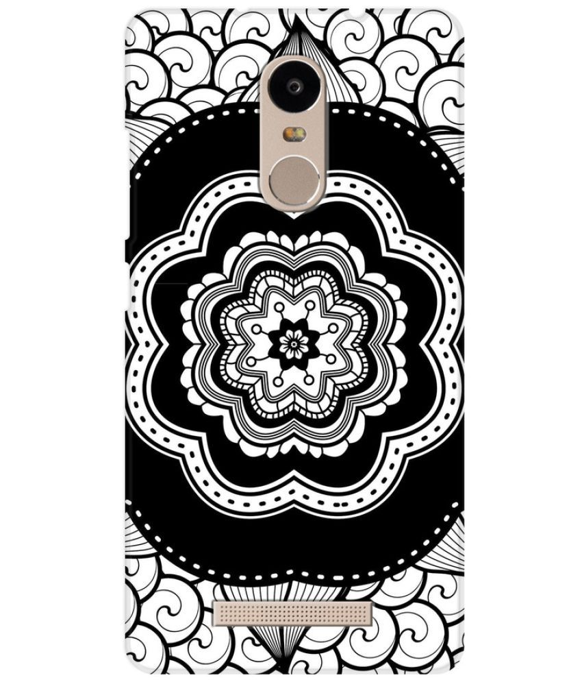 Xiaomi Redmi Note 3 Printed Cover By SWANK THE NEW SWAG