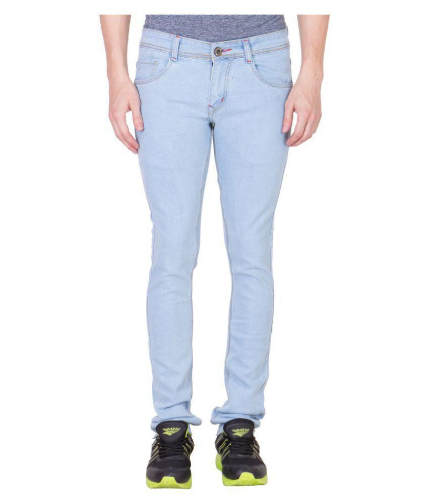 Maxxone Light Blue Relaxed Jeans