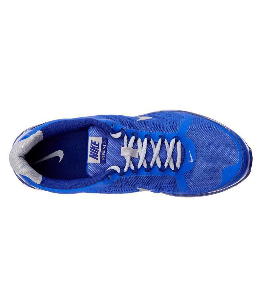 ... Nike 715525-402 Blue Training Shoes ...
