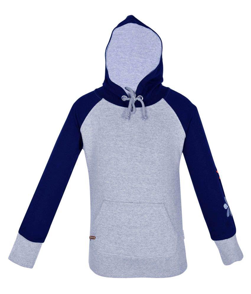 Gkidz Grey Crew Neck Sweatshirt