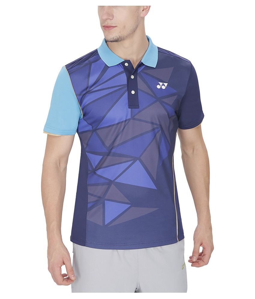 Yonex Badminton T-shirts - Patriot Blue