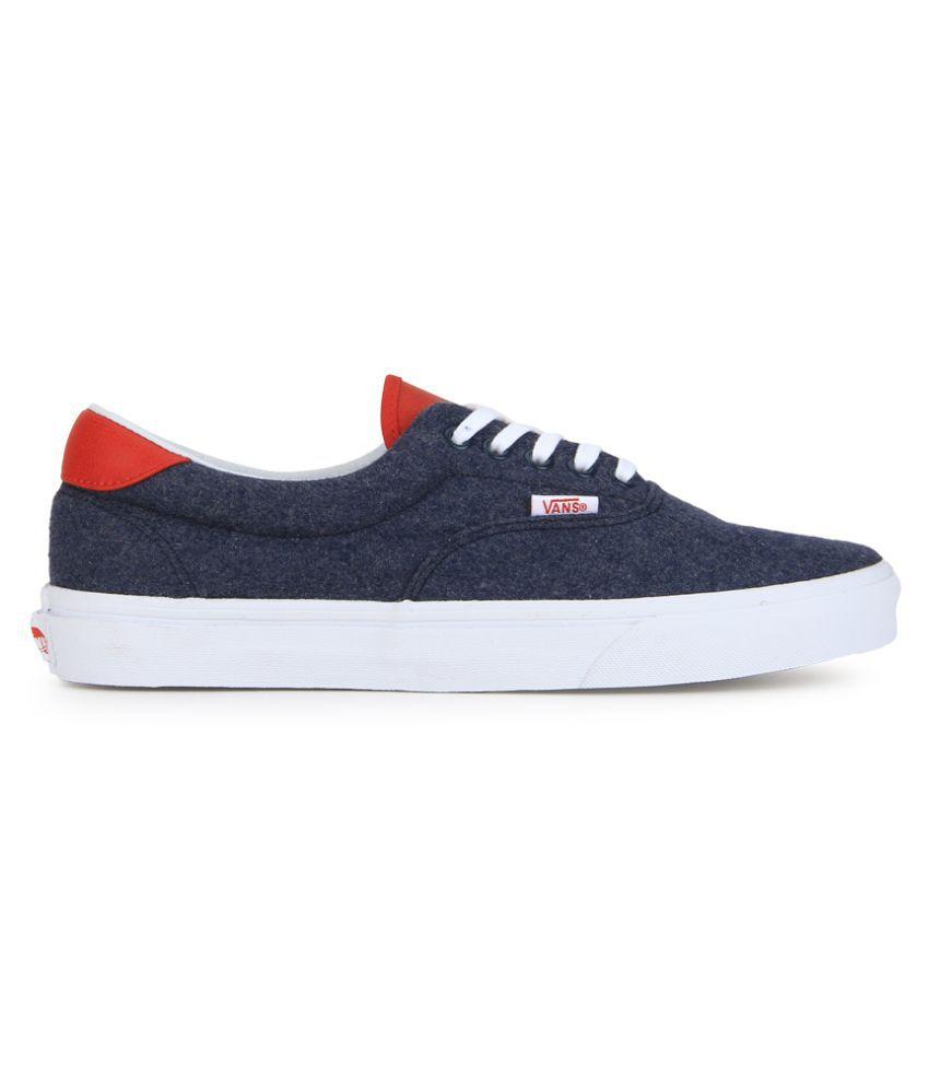 1124a3c050 Vans Era 59 Sneakers Navy Casual Shoes - Buy Vans Era 59 Sneakers ...