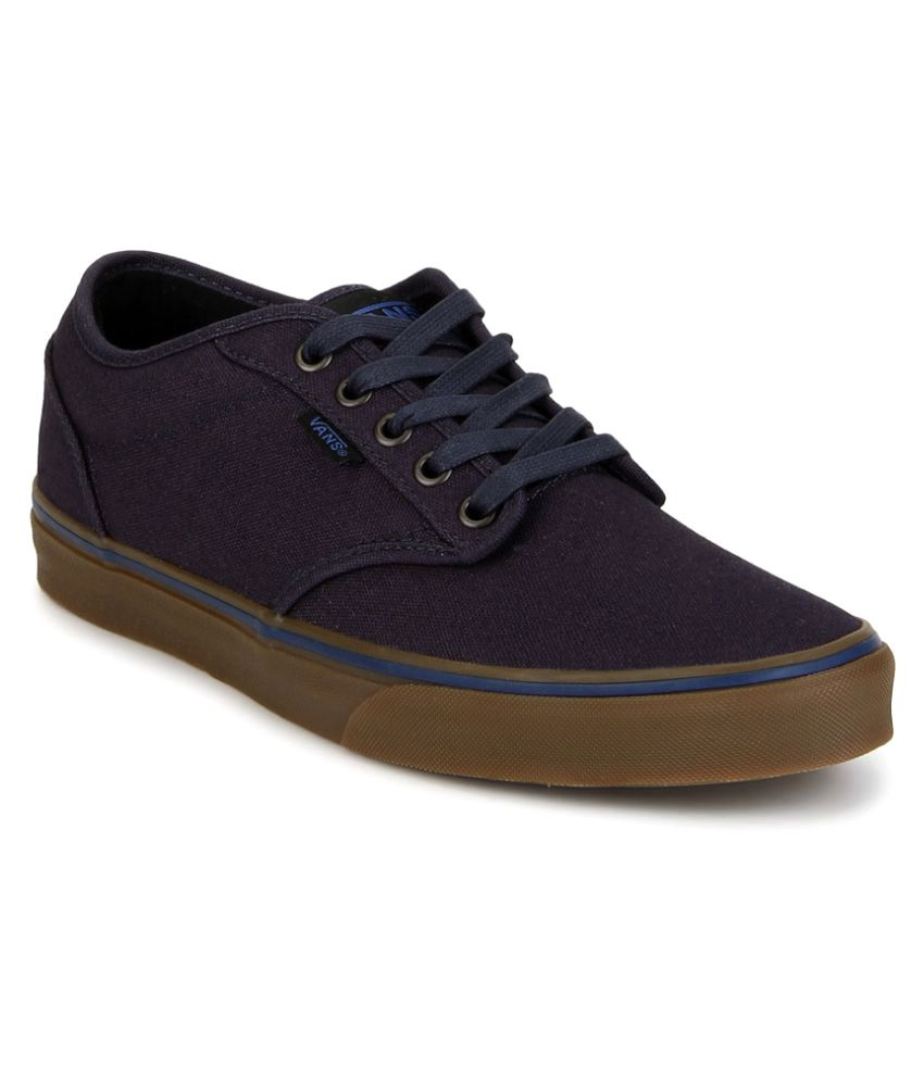 ad4f6d5655 Vans Atwood Sneakers Purple Casual Shoes - Buy Vans Atwood Sneakers Purple  Casual Shoes Online at Best Prices in India on Snapdeal
