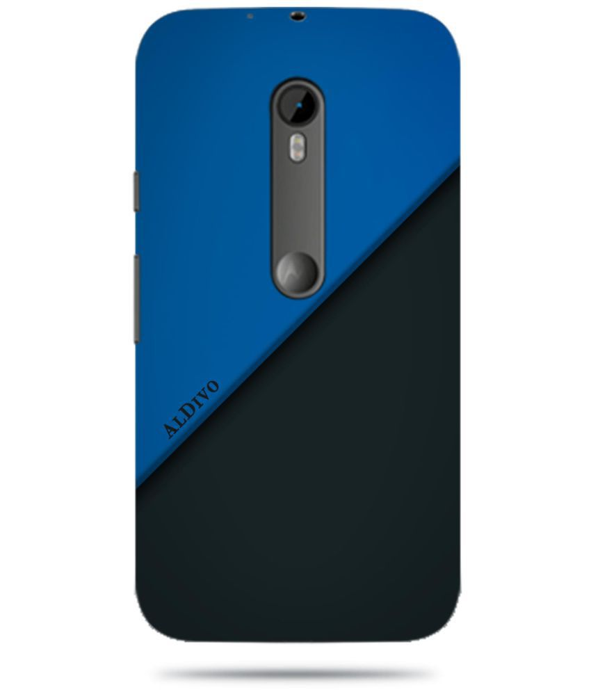Moto G Turbo Printed Cover By ALDIVO