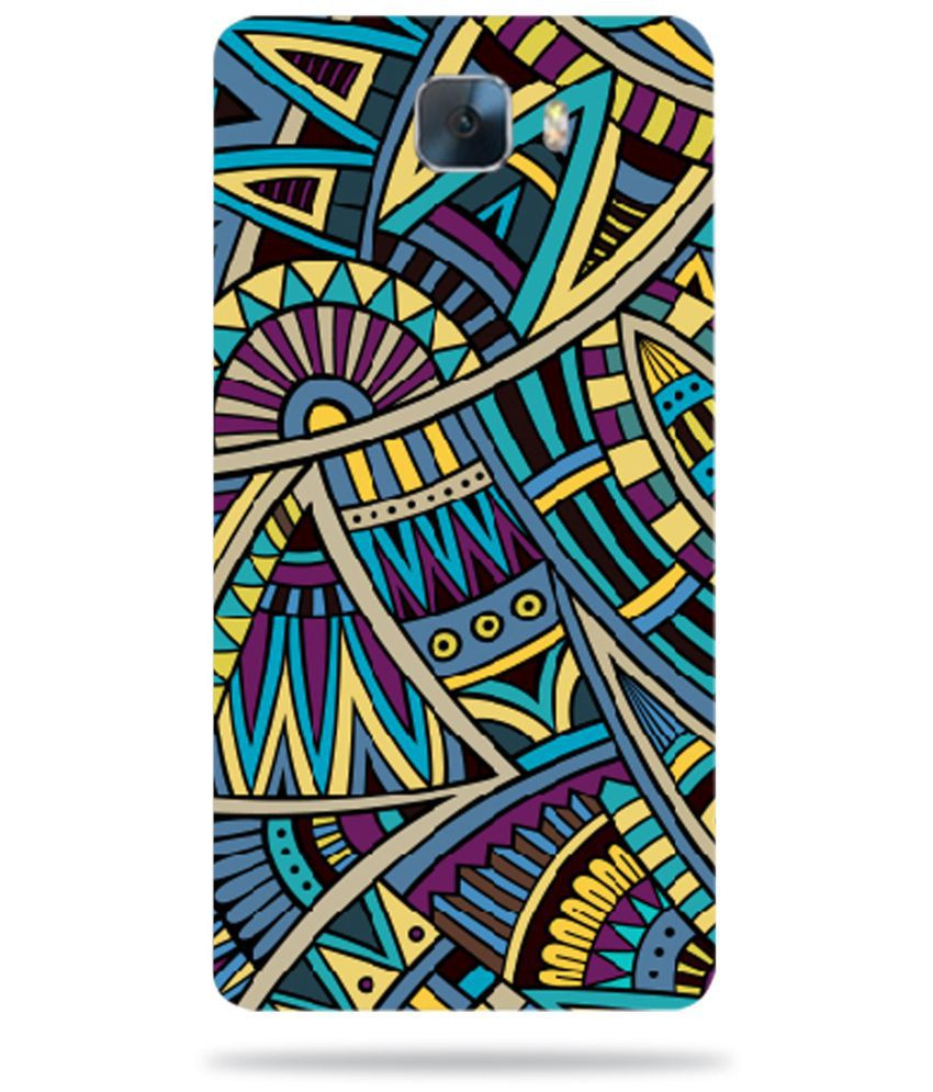 Huawei Honor 7 Printed Cover By ALDIVO