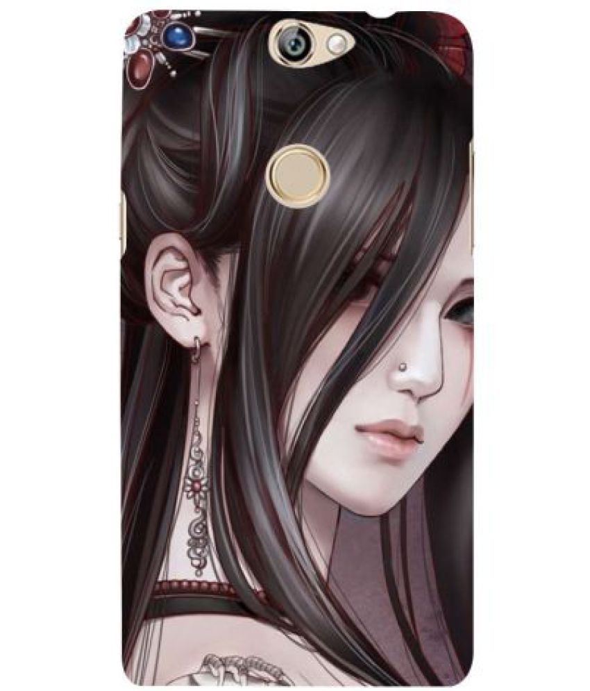 Coolpad Max 3D Back Covers By Fuson