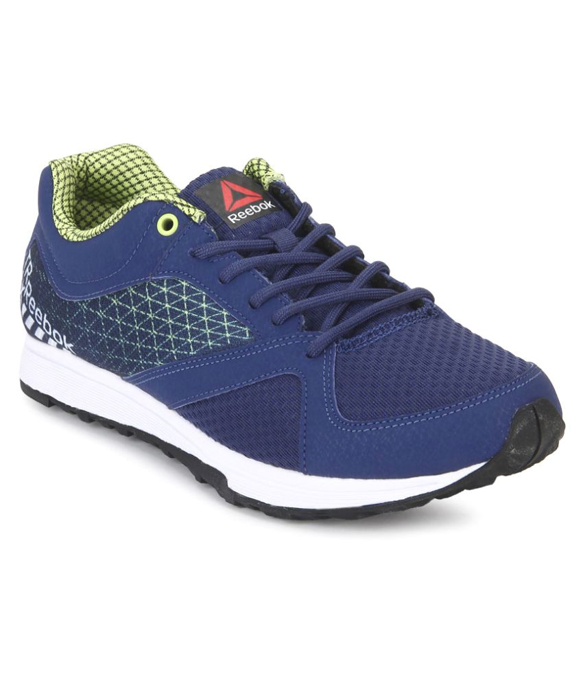 340cd9f18d7d Reebok Train Blue Running Shoes - Buy Reebok Train Blue Running ...