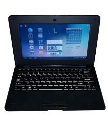 Vox Alpha VN-01 Netbook ARM Cortex 32 MB 25.65cm(10.1) Android 4.1 Not Applicable Black