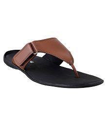 Mochi Mochi Leather Slipon BROWN LEATHER
