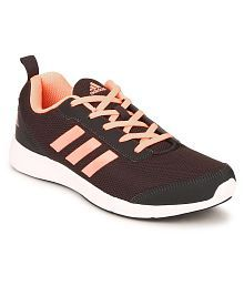 Adidas Brown Running Shoes