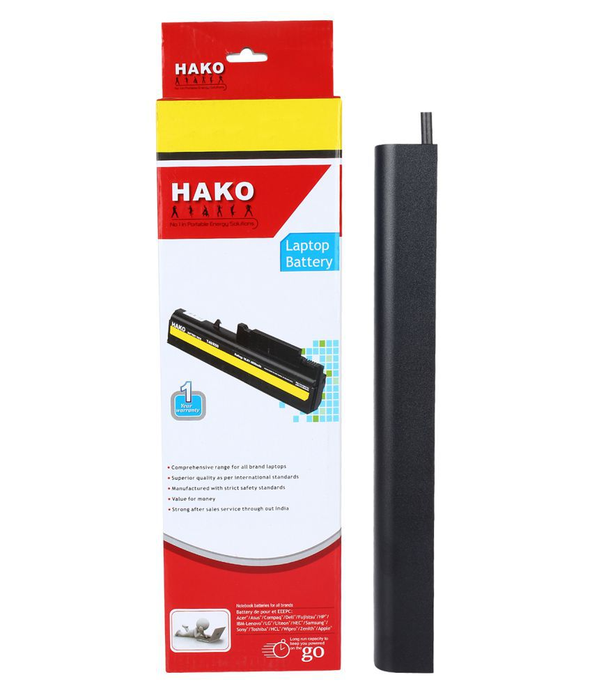 Hako Laptop Battery Compatible For HP L0G00EA