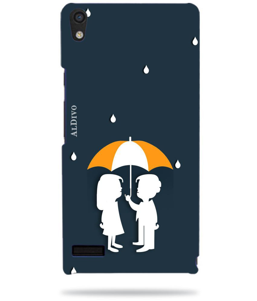 Huawei Ascend P6 Printed Cover By ALDIVO