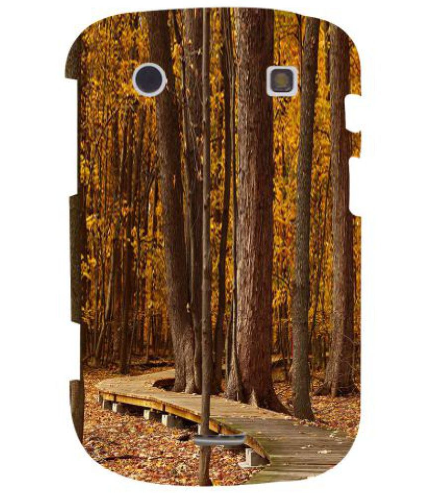Blackberry 9900 3D Back Covers By Fuson