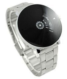 GT Gala Time Silver Analog Watch