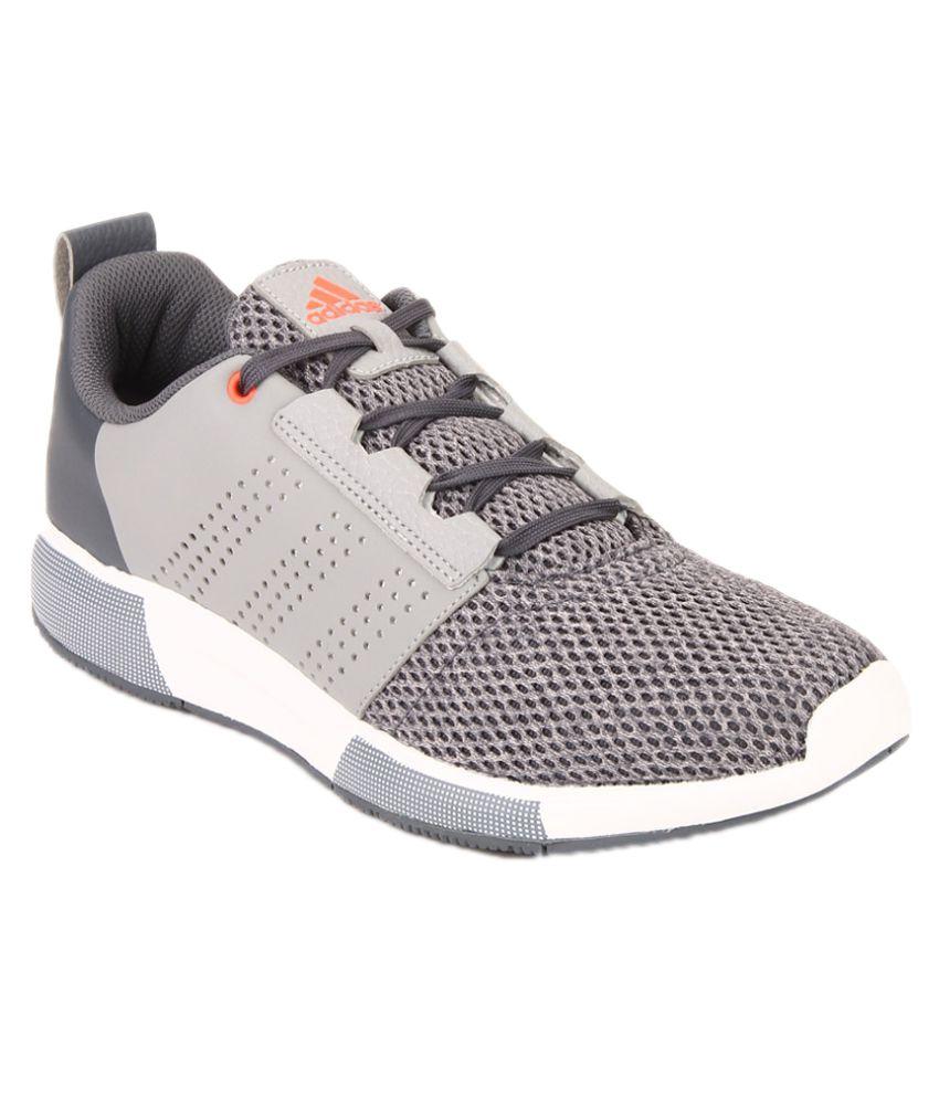 Adidas Madoru 2 M Gray Running Shoes ...