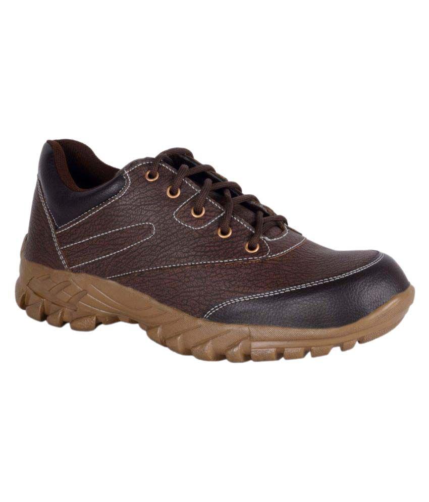 Vajazzle Brown Casual Boot