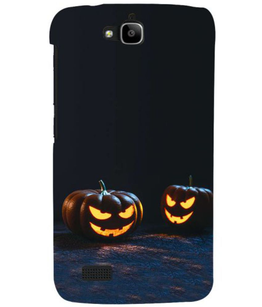 Huawei Honor Holly 3D Back Covers By Fuson