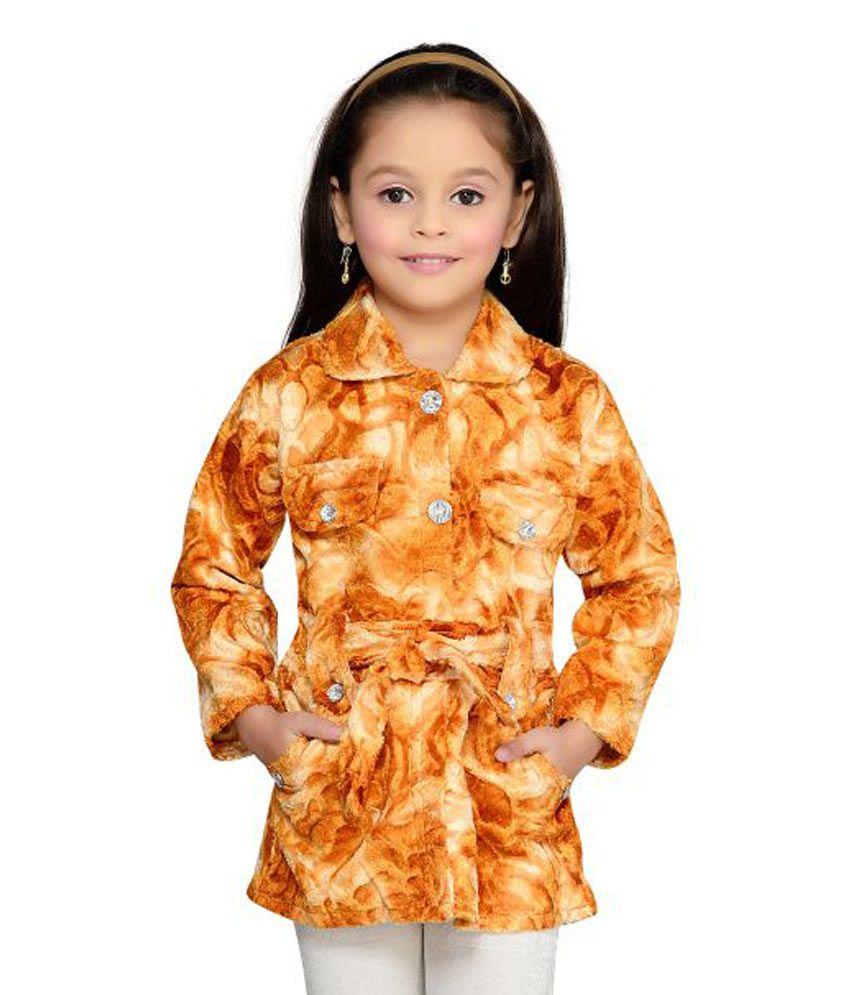 Aarika Multicolour Wollen Light Weight Jacket