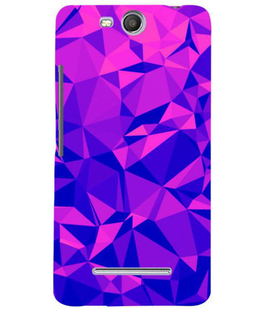 Micromax Bolt Q338 3D Back Covers By Fuson