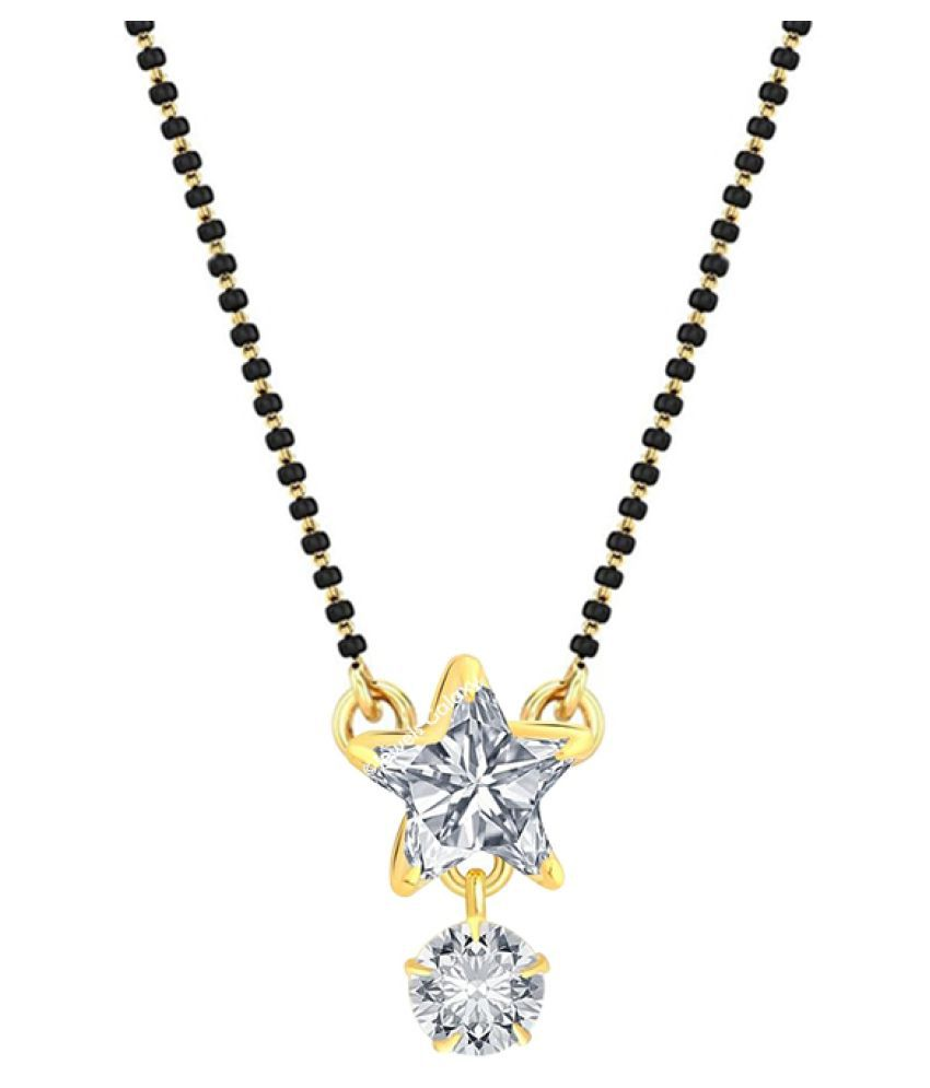 Jewels Galaxy Multicolour  Mangalsutra