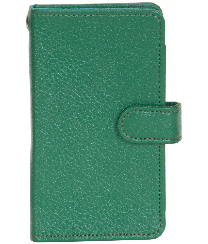 Microsoft Lumia 640 XL Holster Cover by Senzoni - Green