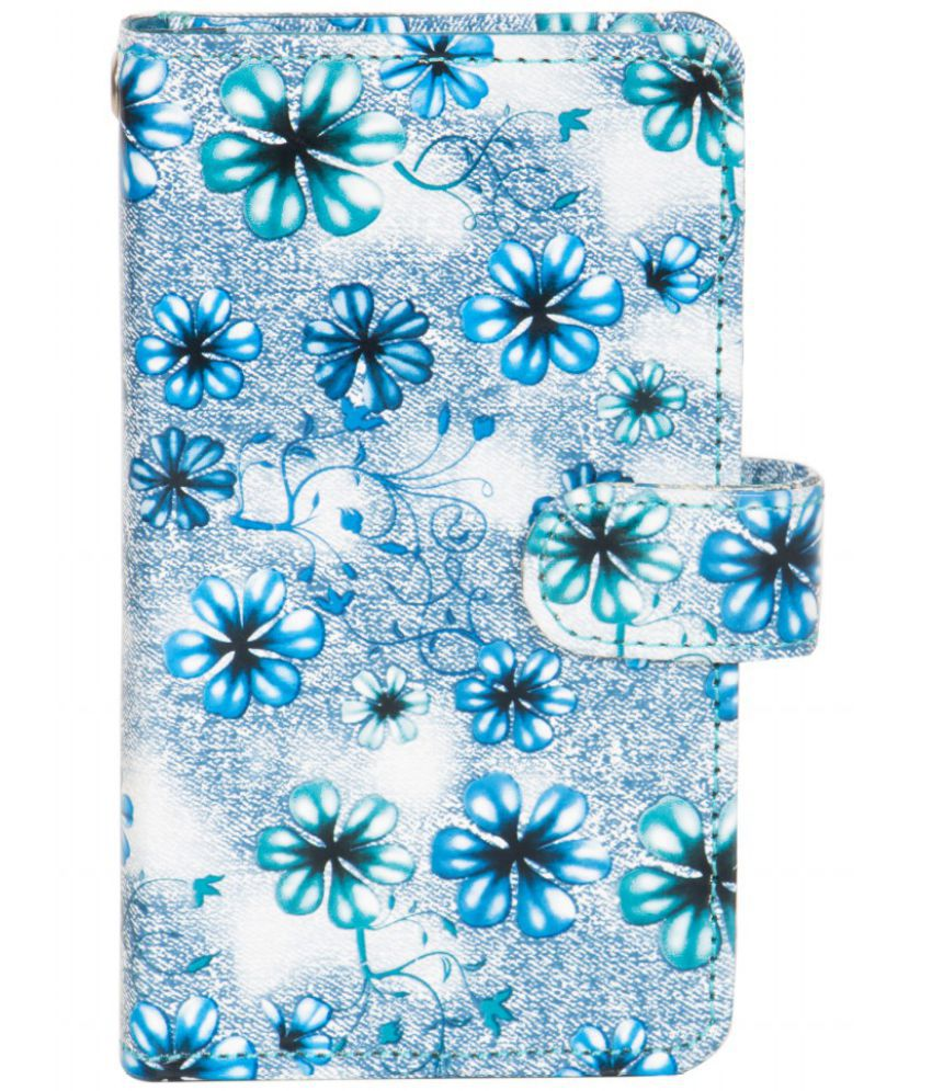 ZTE Nubia Z7 Max Holster Cover by Senzoni - Blue