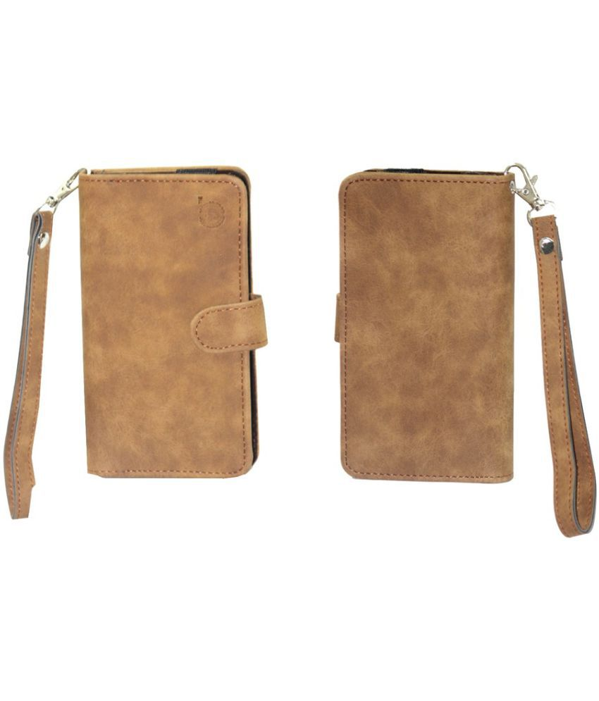 Elephone G7 Holster Cover by Jojo - Brown