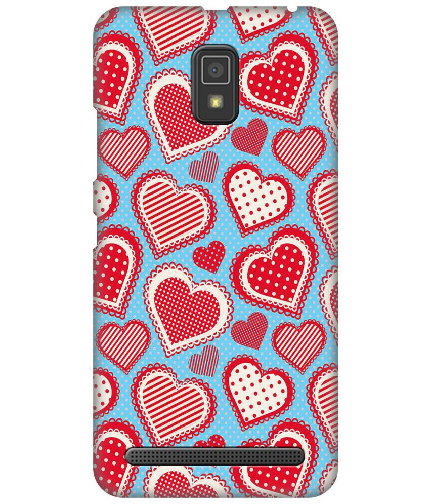 Lenovo A6600 Printed Cover By LOL