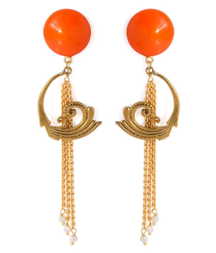 NIA Golden Hangings