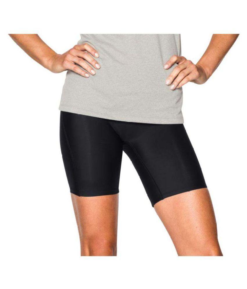 Madmax Black Shorts