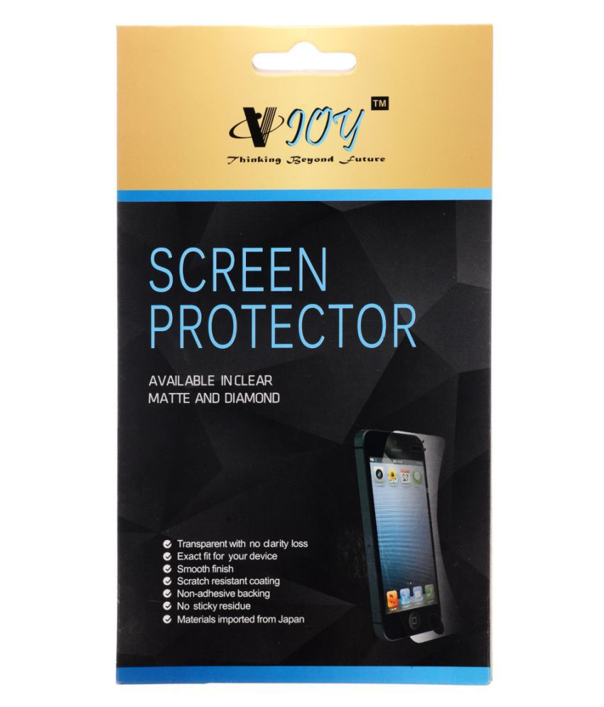 Micromax A093 Canvas Fire Tempered Glass Screen Guard By Vjoy