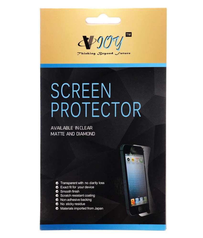 Micromax Canvas 5 Lite Tempered Glass Screen Guard By Vjoy