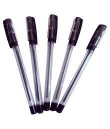 Cello White Plastic Pen - 50 Pieces