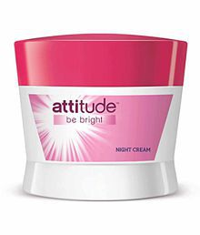 Amway Attitude Be Bright Night Cream 50 Gm