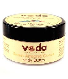 Veda Essence Sweet Almond Cocoa Body Butter Cream 100 Gm