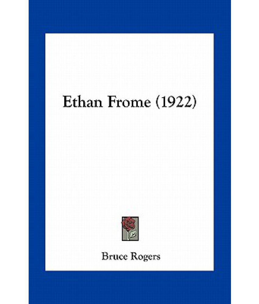 morality in ethan frome Essays and criticism on edith wharton's ethan frome - critical essays.