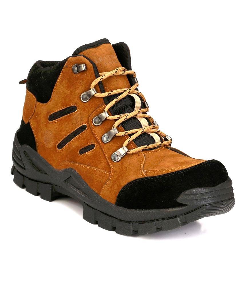 Menfolks Tan Casual Boot