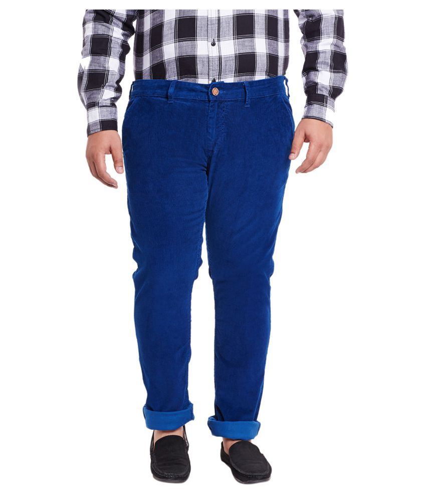 Mike & Smith Blue Slim Jeans