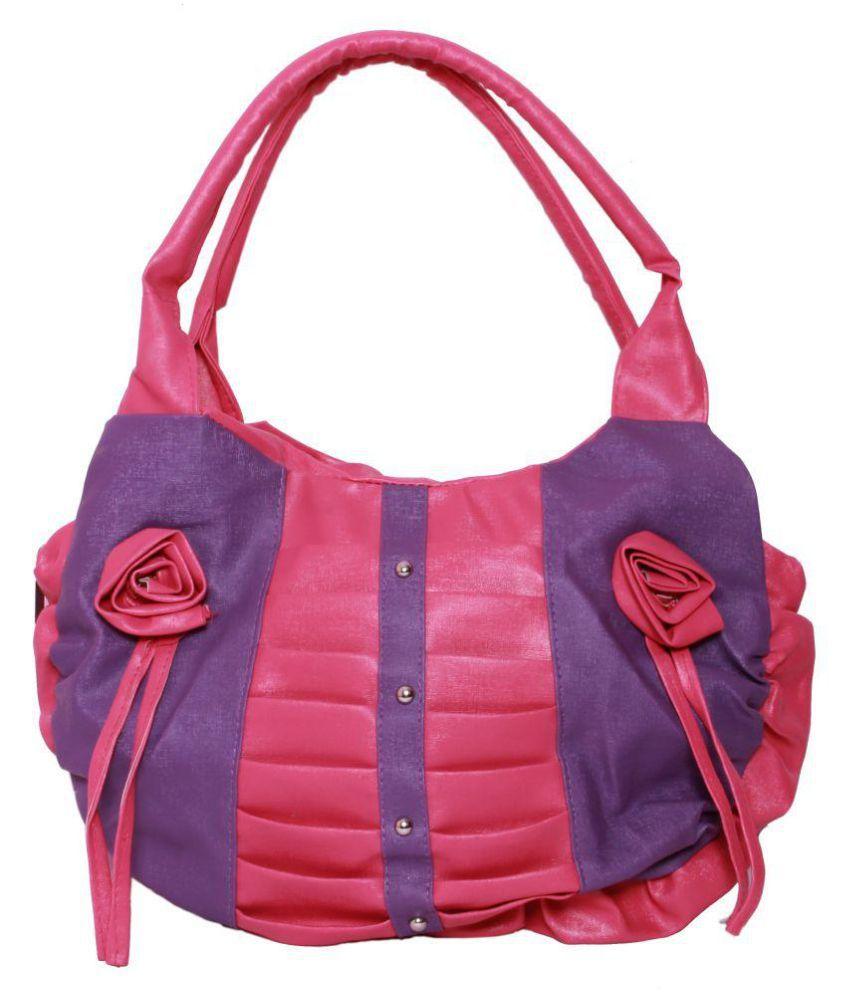 Faishion Multi Faux Leather Shoulder Bag