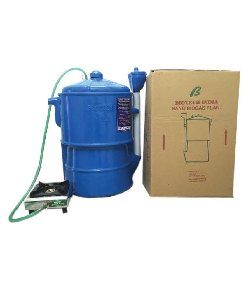 Biotech India Nano Biogas Plant: Buy Online at Best Price in