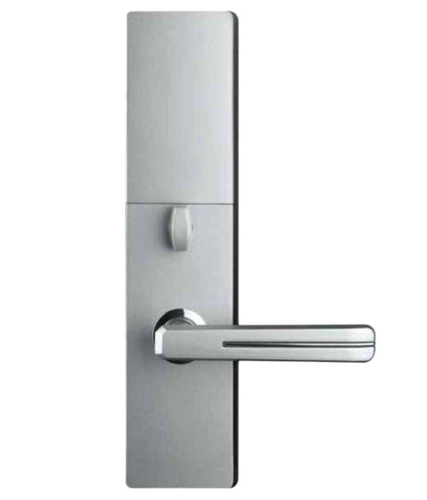 buy godrej smart senze biometric lock u20ac u201c 6810 online at low price rh snapdeal com
