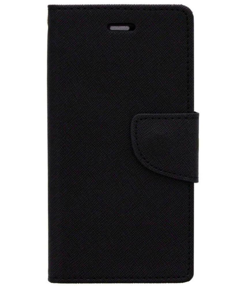 Samsung Z2 Flip Cover by Micomy - Black