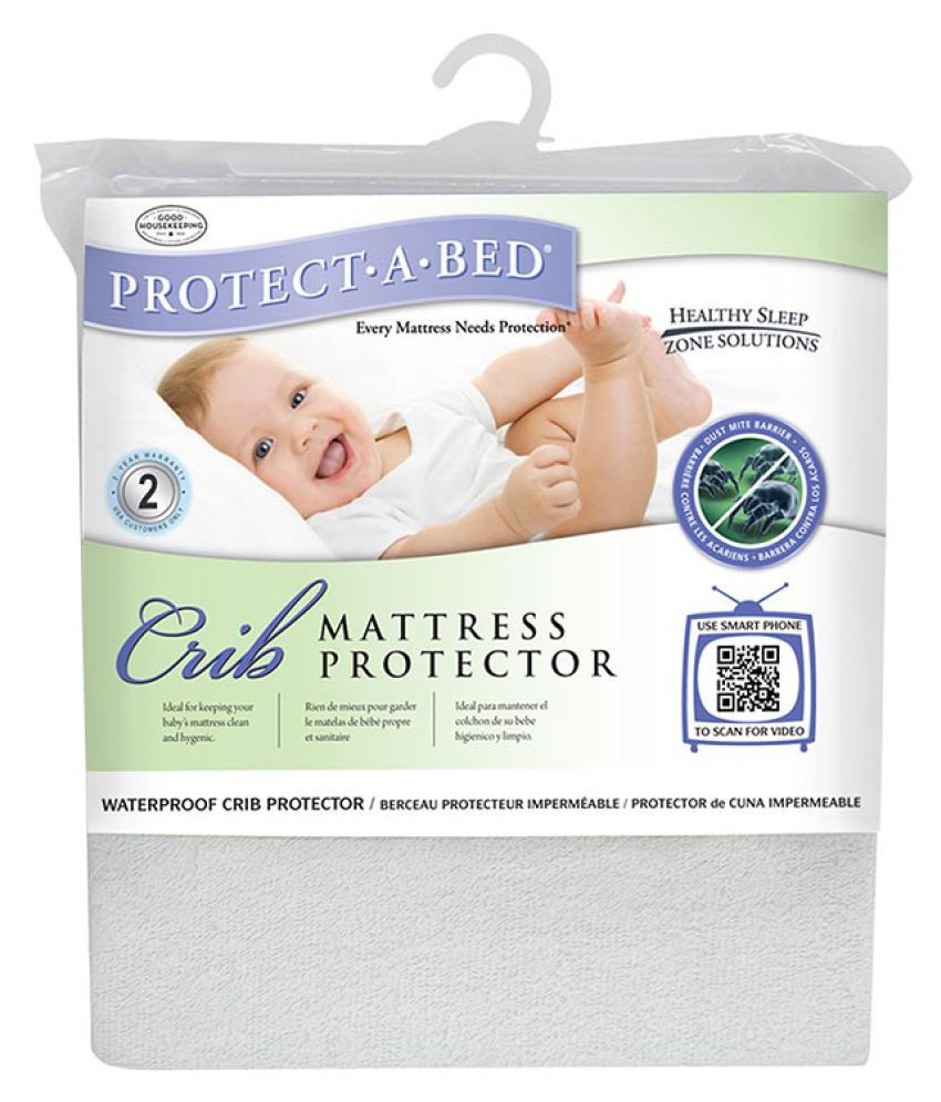 Protect A Bed Anti Allergic And Waterproof Mattress Protector For