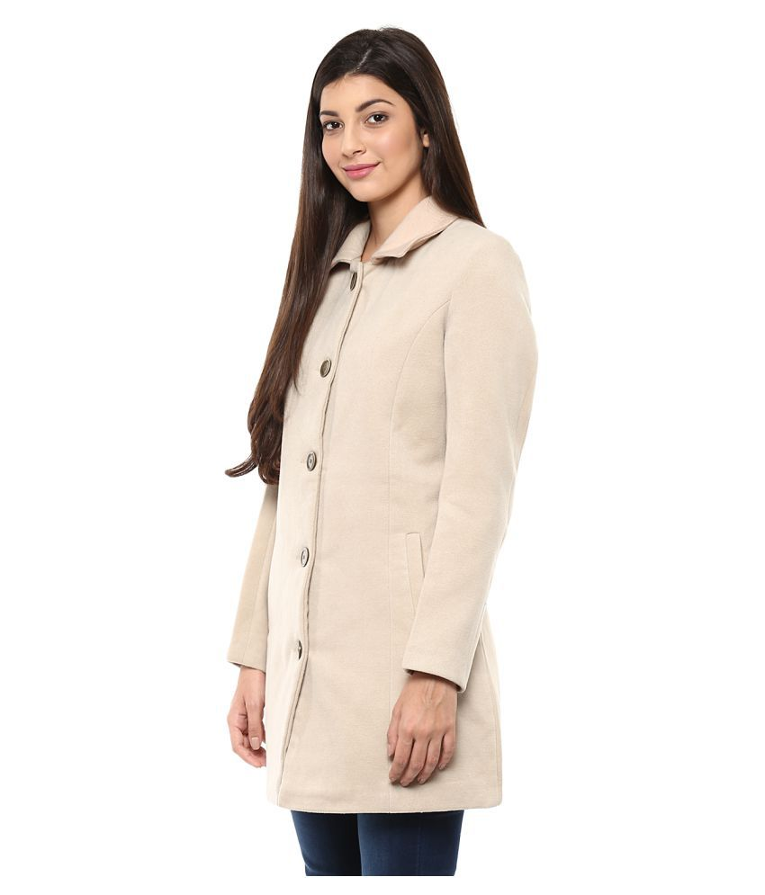 34aa16ddb Honey By Pantaloons Polyester Blend Trench Coats
