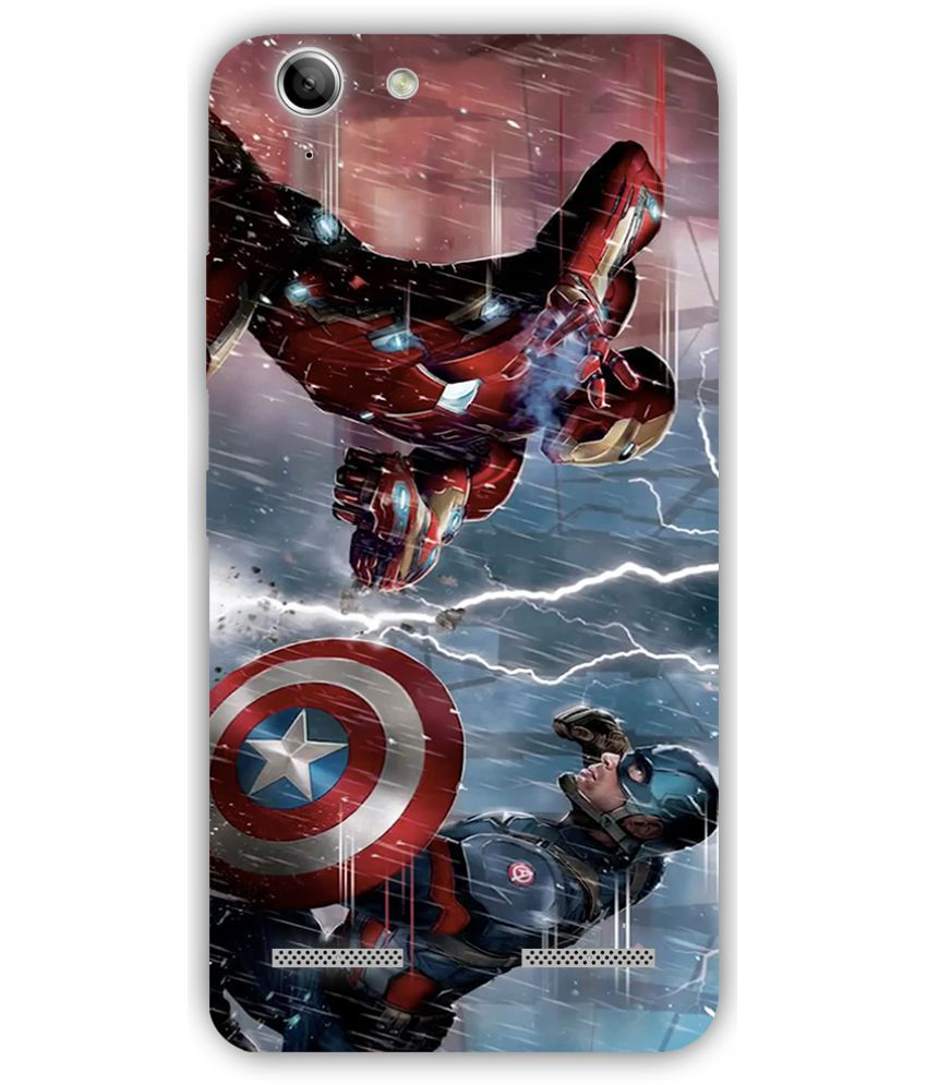 Lenovo Vibe K5 Plus Printed Cover By Cell First