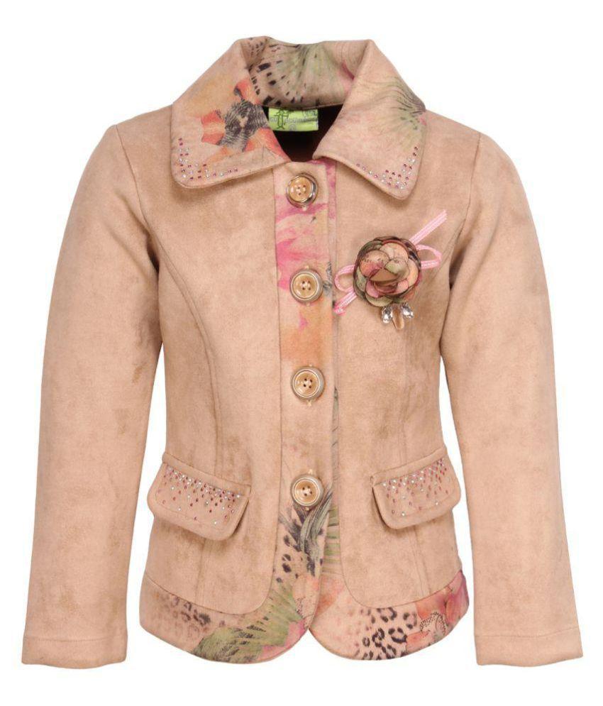 Cutecumber Beige Coat
