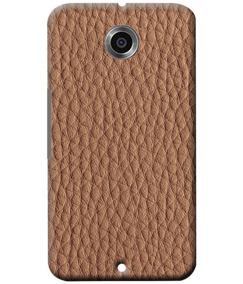 Motorola Nexus 6 Printed Cover By KanvasCases