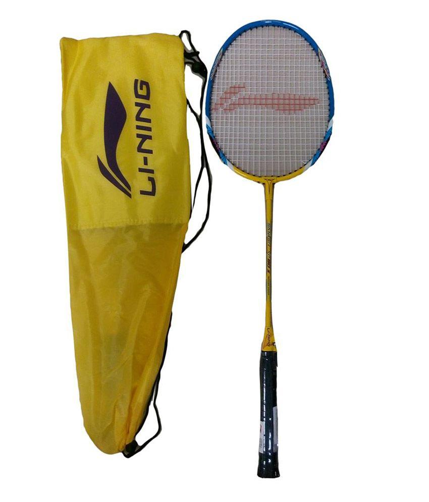 Li-Ning Smash XP 60 II Badminton Racket: Buy Online at ...