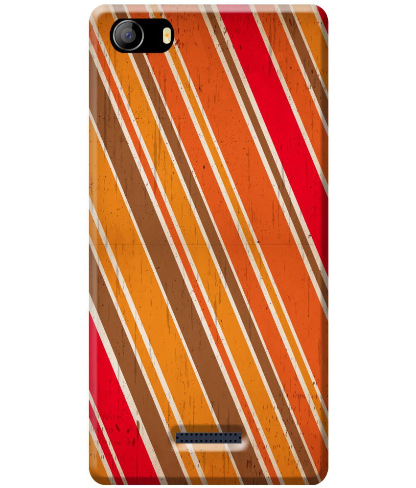Micromax Canvas 5 E481 Printed Cover By KanvasCases