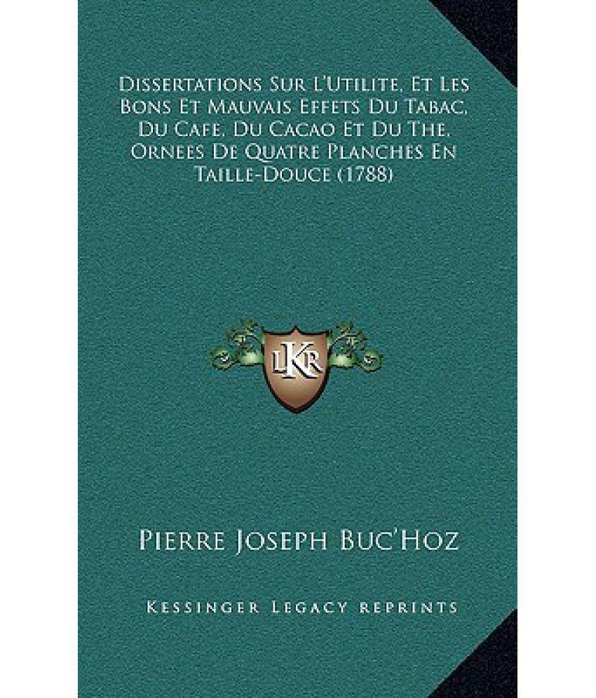 Dissertation sur l utopie